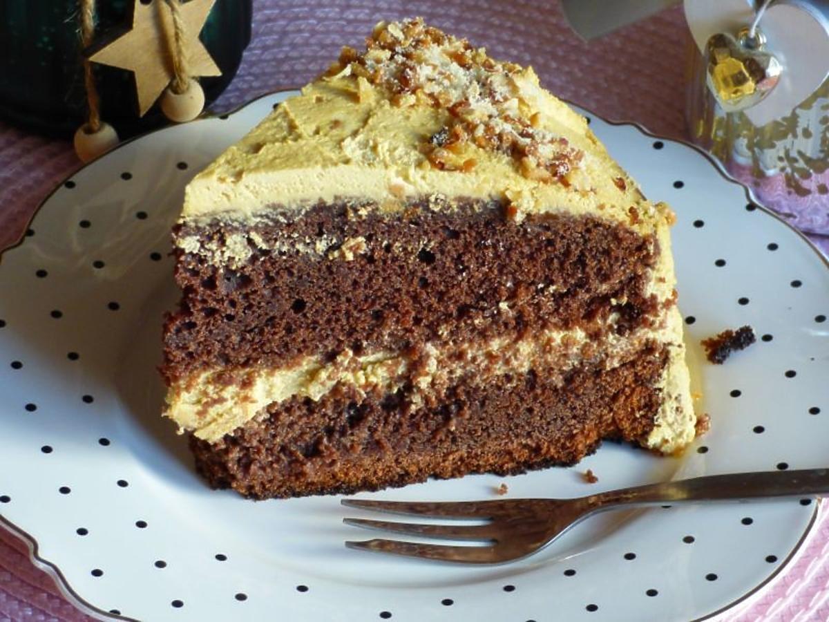 tort z solonym karmelem przepis