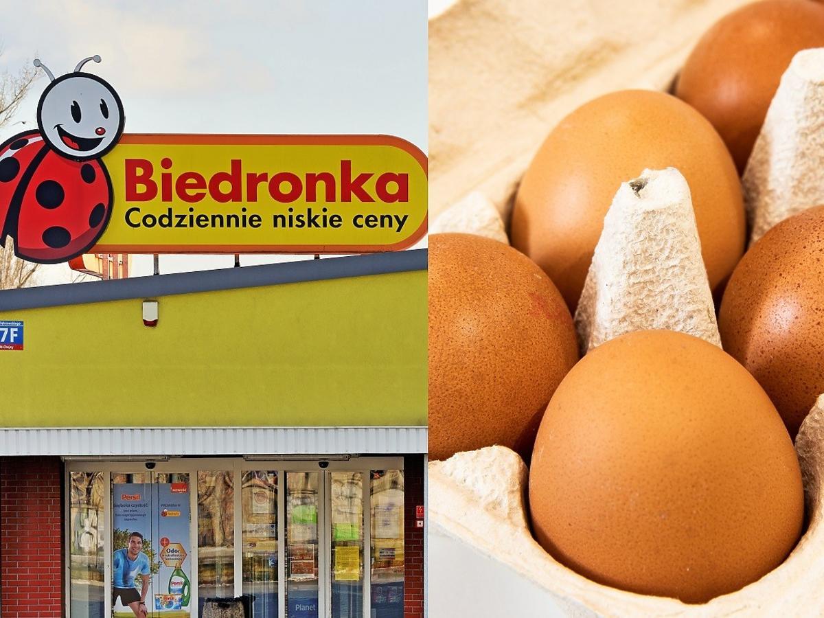 W Biedronce mega okazja na jajka. Cena za sztukę to tylko 33 grosze!