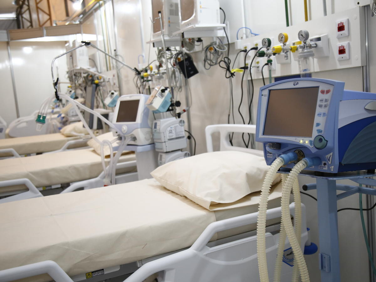 W polskich szpitalach zaczyna brakować tlenu