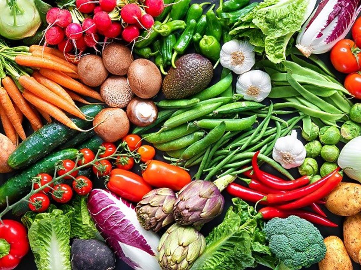 warzywa na raka