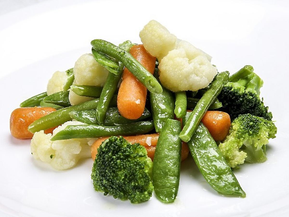 Warzywa rozgotowane
