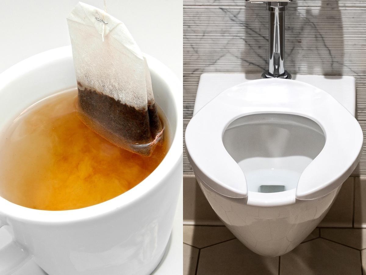 Weźcie torebkę herbaty i wrzućcie ją do toalety. Ten trik zna tylko 1 na 1000 osób