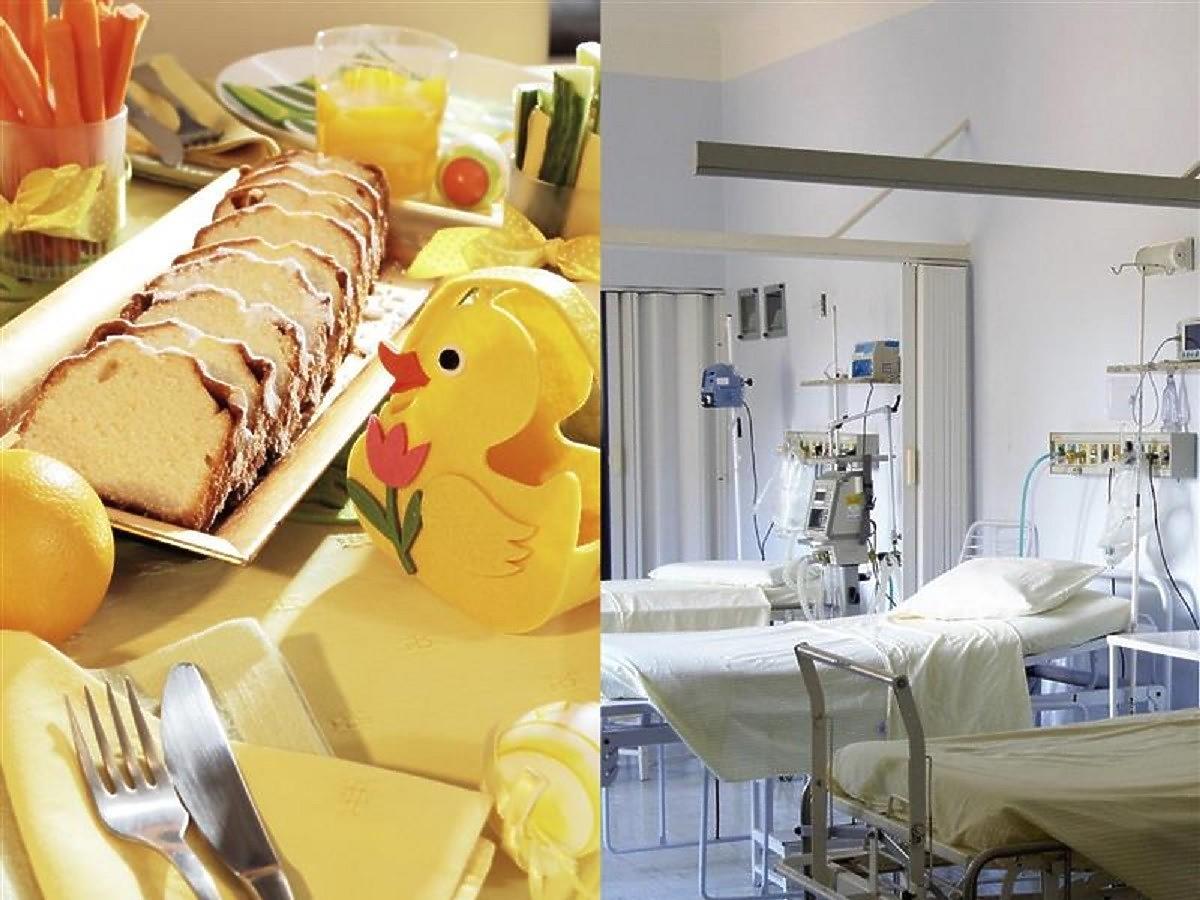 Wielu Polaków popełnia ten błąd podczas wielkanocnego śniadania. Skutki mogą być katastrofalne