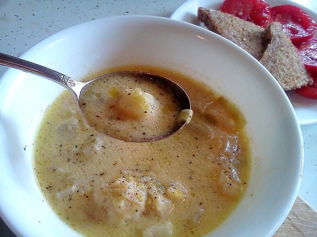 za dużo pieprzu w zupie