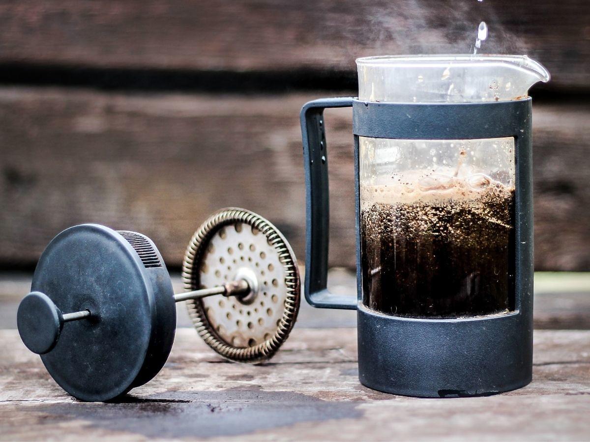 Zamiast kawy wlejcie do zaparzacza mleko. Wyjdzie wam coś przepysznego