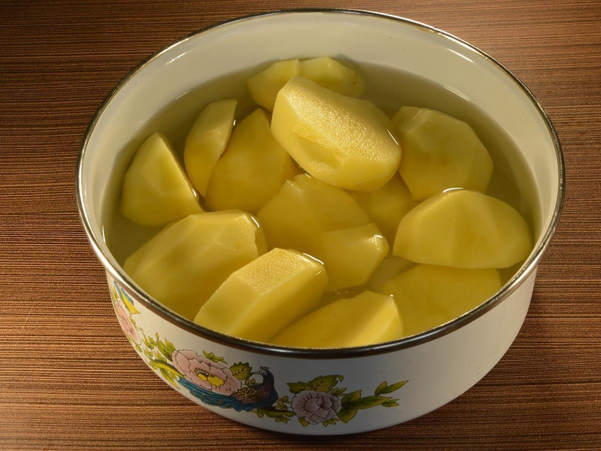 ziemniaki pod pierzynką