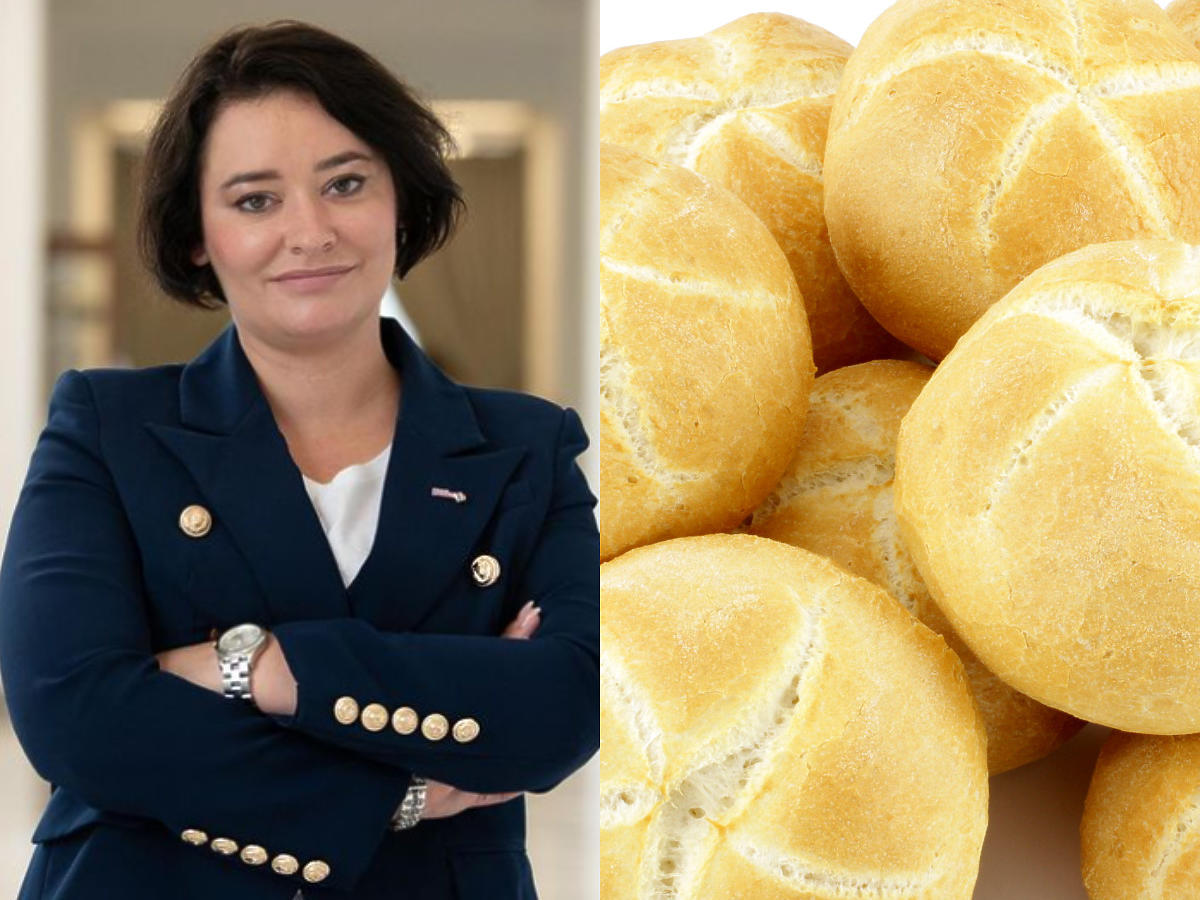 Żukowska o drożyźnie: moi wyborcy nie jedzą chleba, kupują bułki. Internauci kpią.