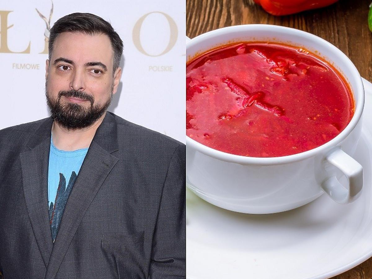 zupa buraczana przepis