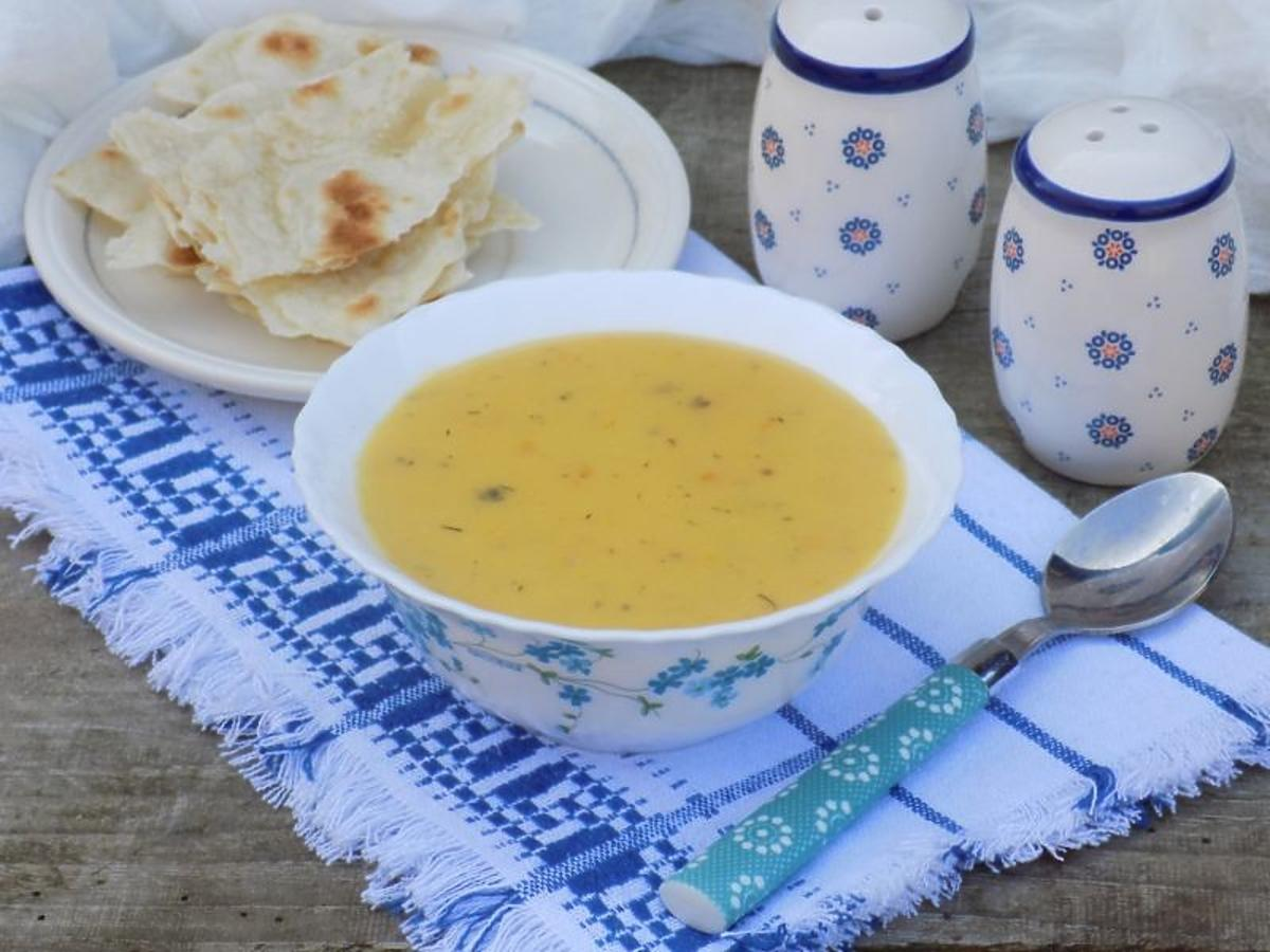 Zupa krem, zupa krem z czosnku