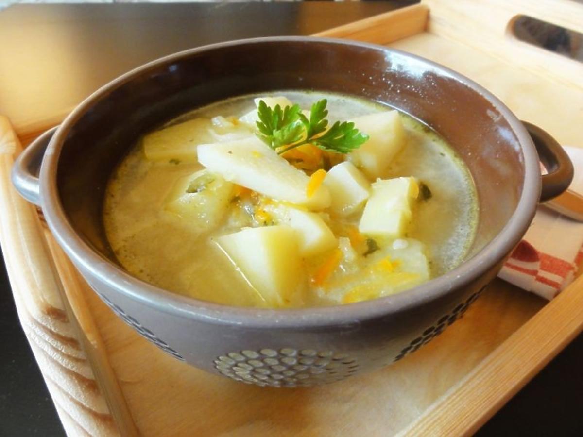 zupa ogórkowa podsmażane