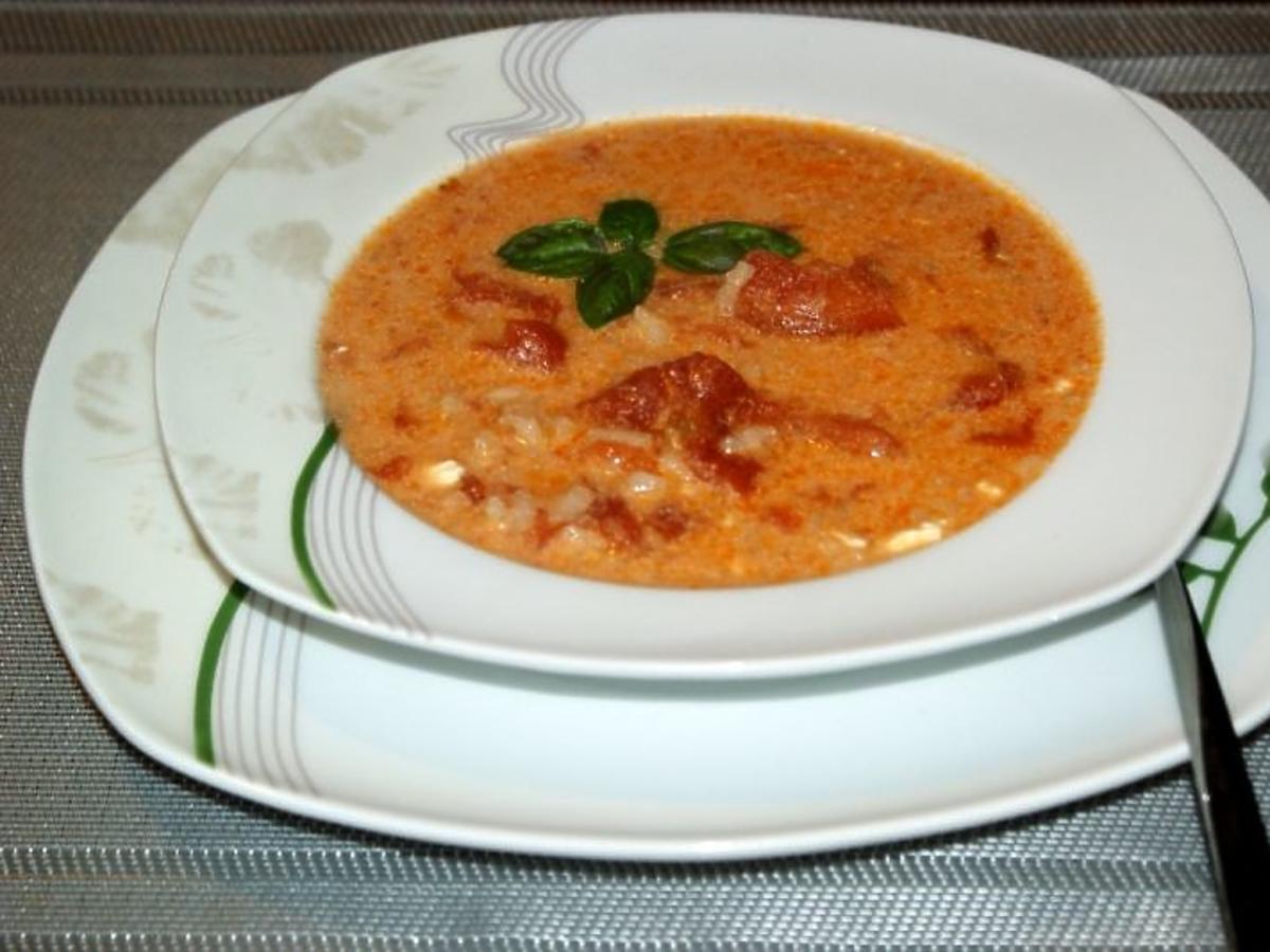 zupa pomidorowa przepis